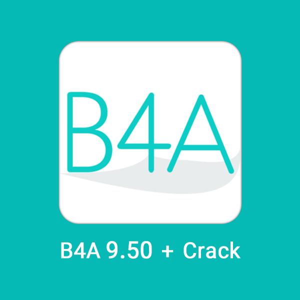 نسخه (۹٫۵۰) نرم افزار Basic4Android + کرک